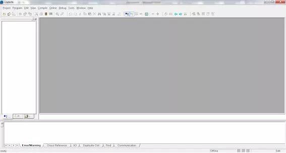 Program Input Output Menggunakan PLC
