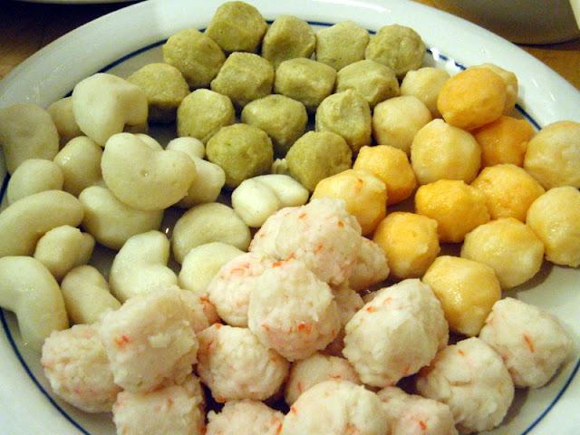 balls street food