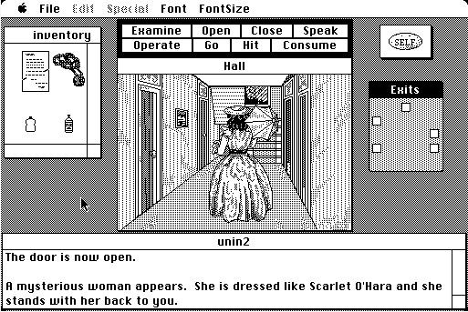 Videojuego Uninvited - Macintosh