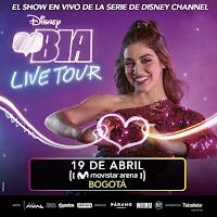 Concierto de Disney BIA en Bogotá