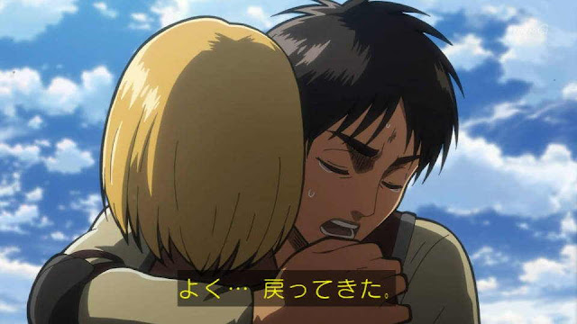 Shingeki no Kyojin Season 3 Part 2 - Episode 7
