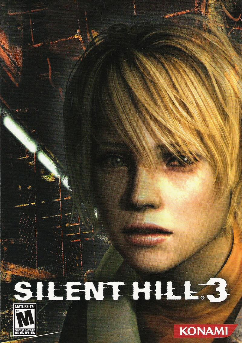 Silent Hill 3 - Vùng Đất Câm Lặng (Việt Hóa)