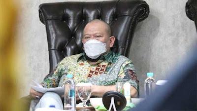 Wartawan di Sumut Diduga Ditembak OTK, Ketua DPD RI Minta Polisi Usut Tuntas