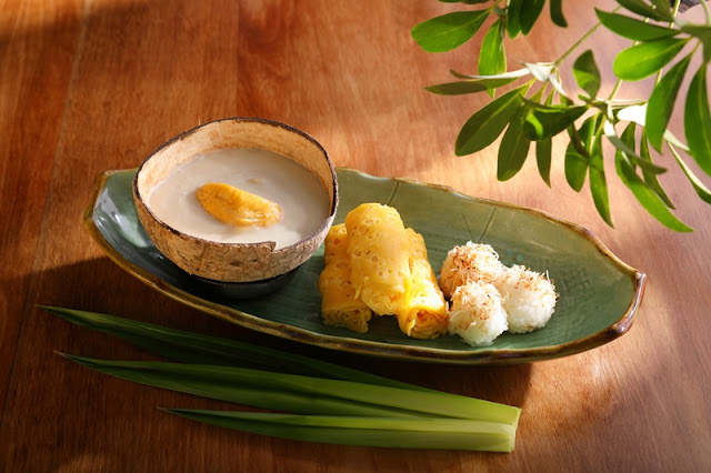 Serawa Durian - Enak KL Feast Village Starhill Gallery New Menu 2018