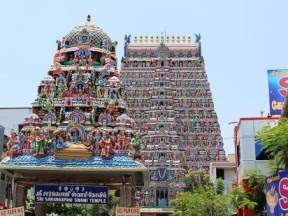 Sarangapani Temple Kumbakonam