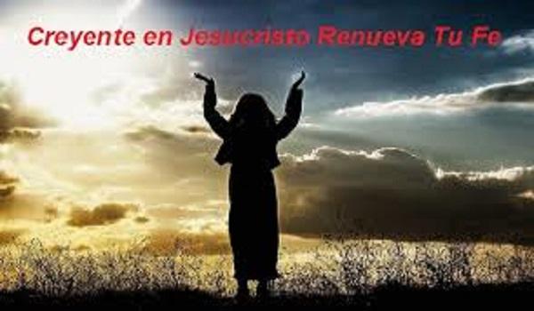 Creyentes en Jesucristo