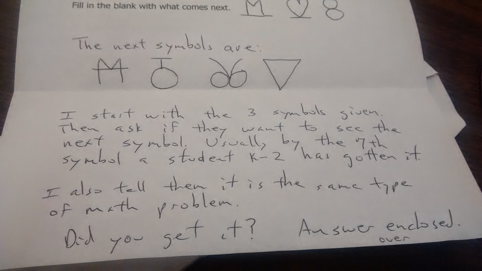 High School Brain Teasers With Answers