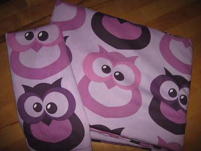 Krea Krumspring: Ugle sengetøj