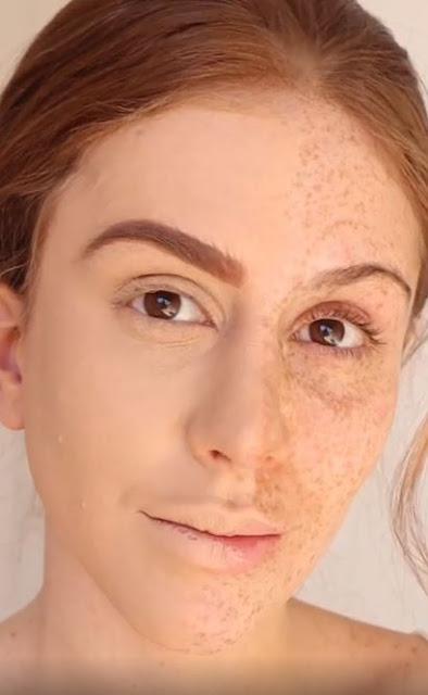 A nova base da Mari Maria com a Velvet Skin é sem dúvidas a novidade do momento e não é para menos, pois o produto é dois em um. A base e corretivo por ter uma alta cobertura tem a proposta de esconder as imperfeições, além de contornar e iluminar a pele, tem longa duração, a textura é aveludado, controla a oleosidade e tem a formula com vitamina E, que previne o envelhecimento precoce e tem um acabamento matte. O produto não tem fragrância, e isso é muito bom para quem tem alergia a perfumes. O aplicador facilita a aplicação por ser com ponta de esponja e isso facilita a aplicação de várias camadas. Além de tudo isso a base corretivo tem 10 tons diferentes, então para quem tem dificuldade de achar o seu tom certa esse produto vai te ajudar muito.