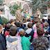 """Bari. I bambini della scuola dell'infanzia """" Lascito Ranieri"""" celebrano il 4 novembre con gli occhi rivolti al futuro."""