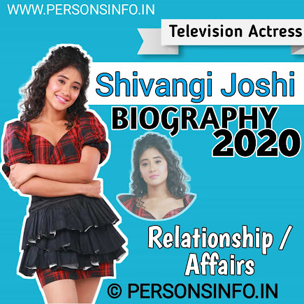 Shivangi Joshi Biography by Personsinfo.in