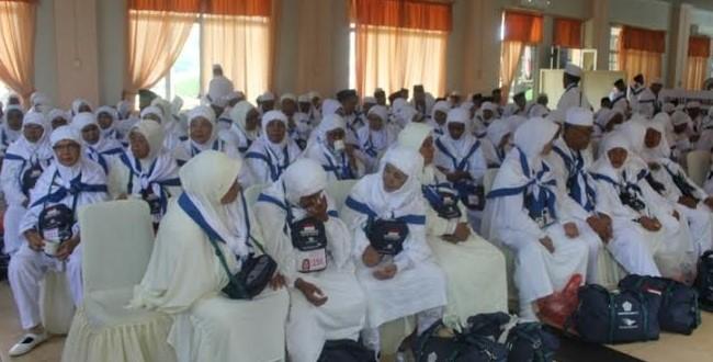 calon haji dari Kabupaten Deli Serdang