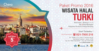 promo turki Cheria Travel