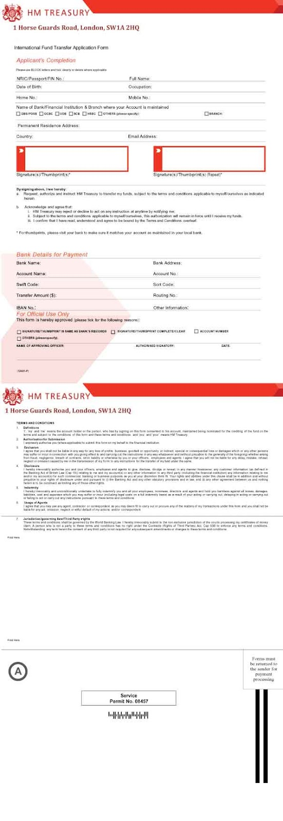 HM-Treasury-Form1 Job Application Form Illegal Questions on regarding sanctions medicare,