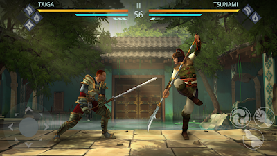 Tampilan Game Shadow Fight 3