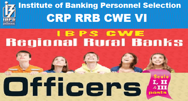 IBPS CRP RRB, Bank jobs, TS State, AP State, IBPS CWE RRB, IBPS MTs Results, Institute of Banking Personnel Selection, Regional Rural Bank, IBPS Notification, IBPS RRB CWE VI
