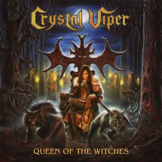 """Το βίντεο των Crystal Viper για το τραγούδι """"When The Sun Goes Down"""" από τον δίσκο """"Queen Of The Witches"""""""