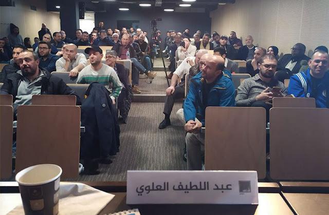 باريس: نواب ائتلاف الكرامة في ضيافة محمد هنيد، مستشار الرئيس المؤقت السابق منصف المرزوقي