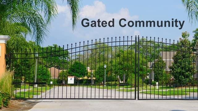 gated communities today for buying property