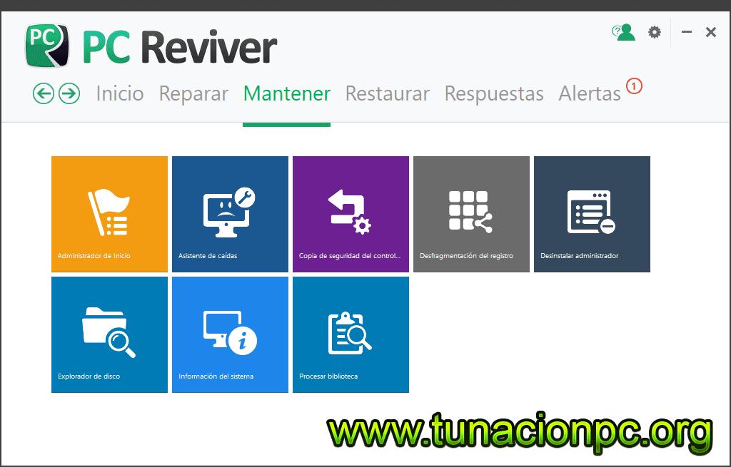 PC Reviver Portable Imagen