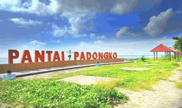 Wisata Pantai Padongko