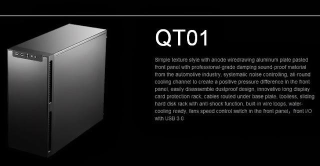 Unboxing & Review: Jonsbo QT01 81