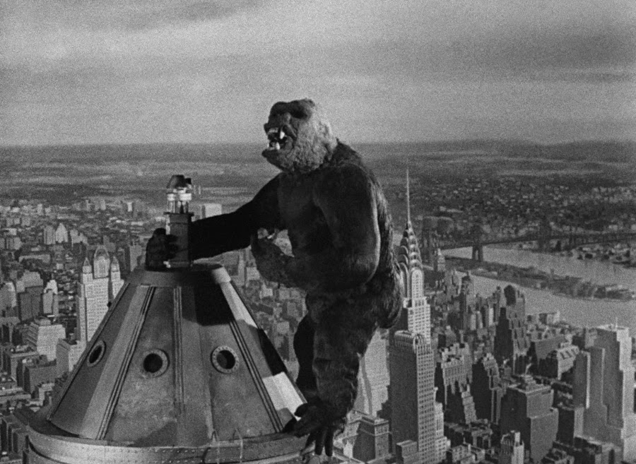 Surrender to the Void: King Kong (1933 film)