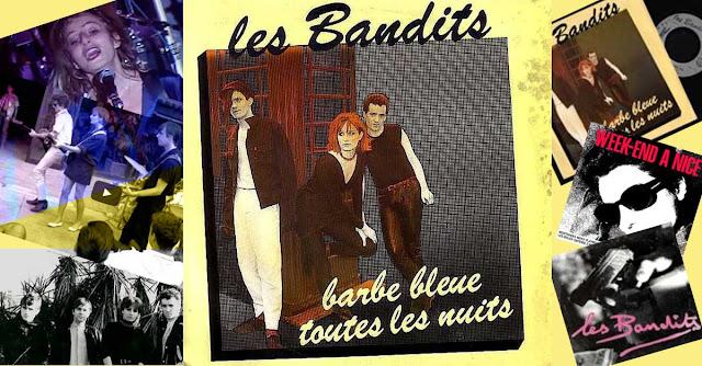 Les Bandits blog rock