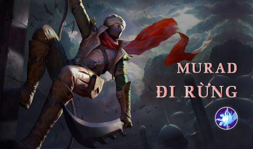Murad cũng là cái brand name có thể dẫn gamer đến chiến thắng thuận tiện
