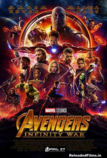 Avengers: Infinity War (2018) Full Movie Download in Hindi 1080p 720p 480p