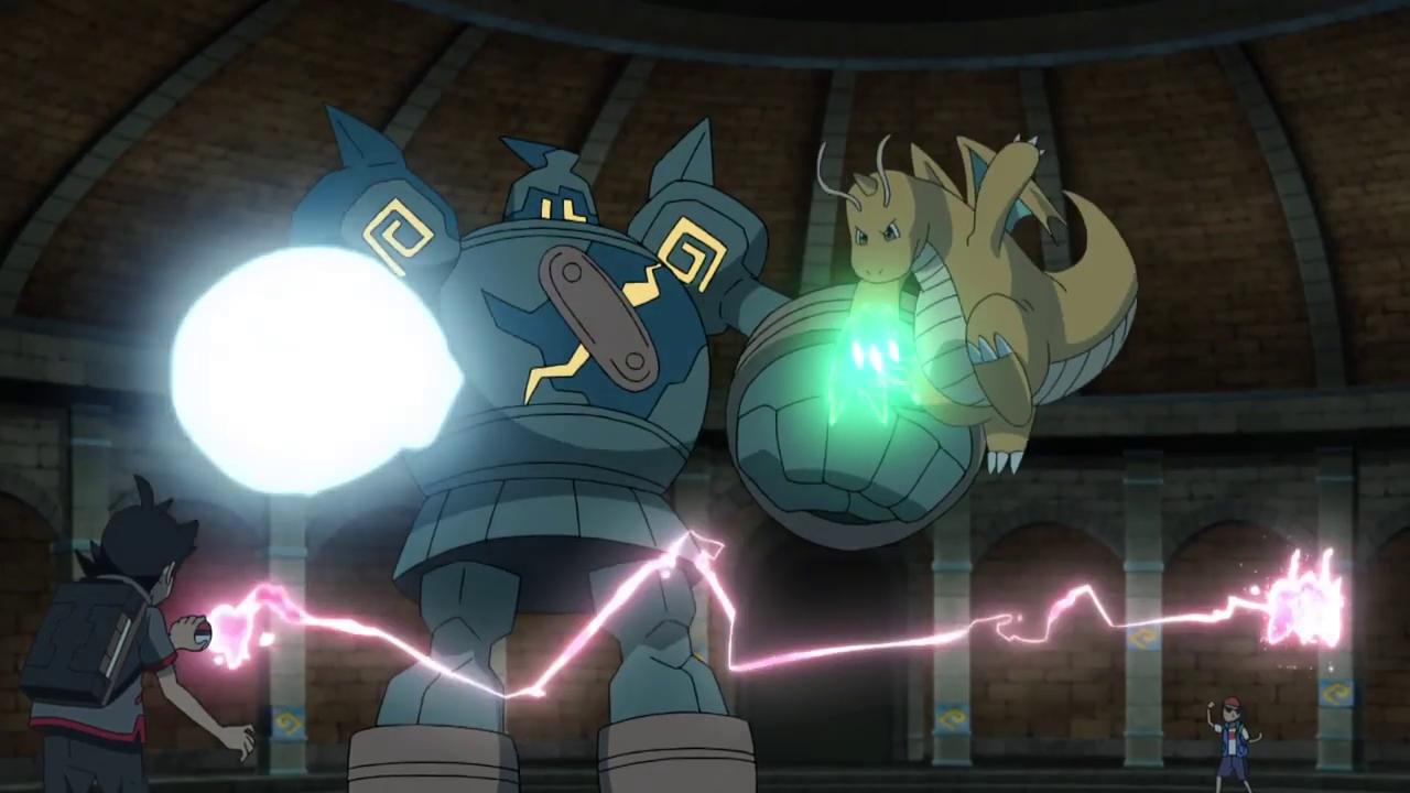 Pokémon Journeys: The Series Episode 14