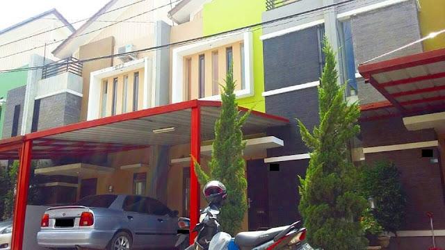 Rumah 2Lantai Di Grand Sharon Margahayu Cipamokolan Bandung