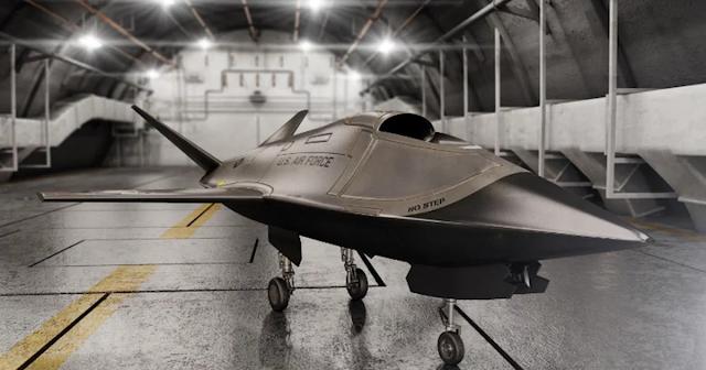 Homem x Máquina - Drone autônomo combaterá contra caça da USAF pilotado por piloto humano