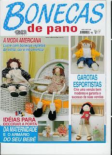 bonecas de 00 pano capa1 - Promoção do mês