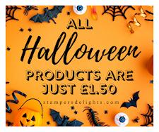 Stampers Delights Halloween Sale