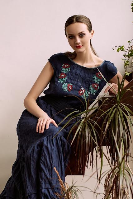 Платье женское. Модель PL- 446