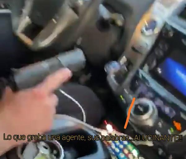 El Ayuntamiento de Esparreguera  expulsa de la policía local  a una agente que colgaba vídeos con la pistola en la mano
