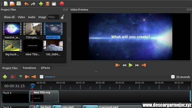 Descargar Editor de video EaseUS