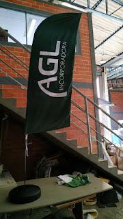 Wind banner Curitiba