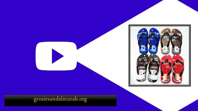 AMX Sandal Kopi Pria