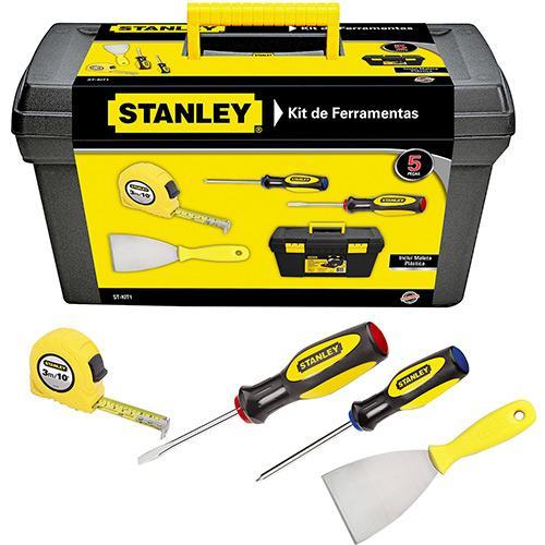 Kit de ferramentas manuais 5 peças Stanley