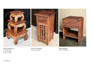 Wooden furniture, wholesale indoor teak furniture, Indonesia wooden furniture, indoor mahogany furniture, suar wood furniture