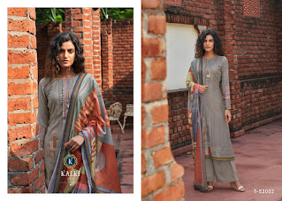 Kalki Taqdeer Pashmina Salwar Kameez Collection
