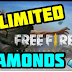 FREE FIRE: HOW TO GET FREE DIAMONDS ?