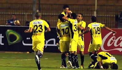 ملخص واهداف مباراة المقاولون العرب وحرس الحدود (3-2) الدوري المصري