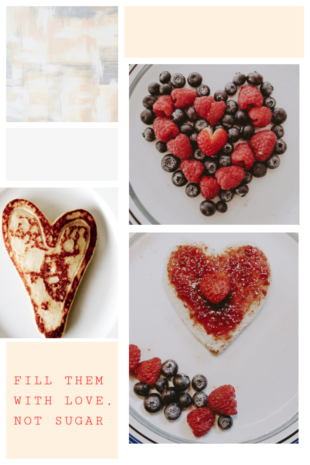 healthy snack ideas Valentine's