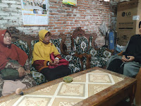 Peringati Hari Kartini BPKK PKS Lampung Timur Lakukan Silaturahim Tokoh