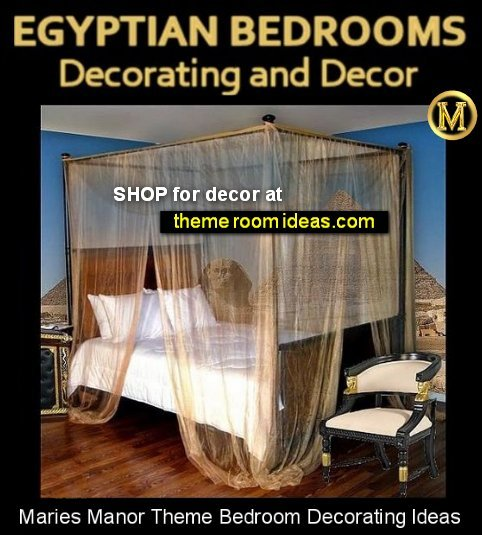 Egyptian Bedroom Ideas Egyptian theme bedrooms decorating ideas - Egyptian decor - Egyptian furniture