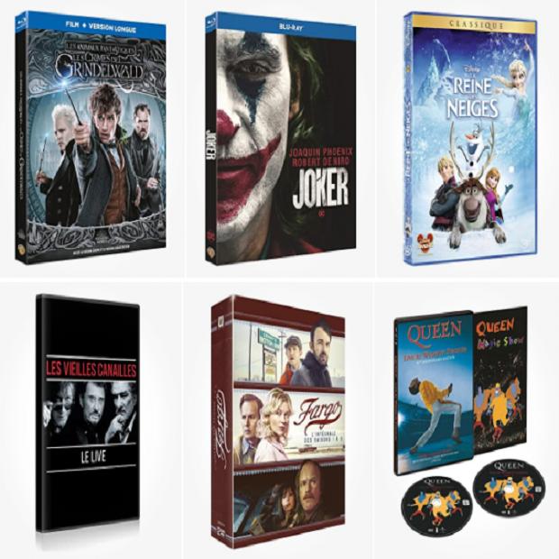 DVD et BLU-RAY : Amazon.fr - Achat en ligne dans un vaste choix sur la boutique DVD et Blu-ray.