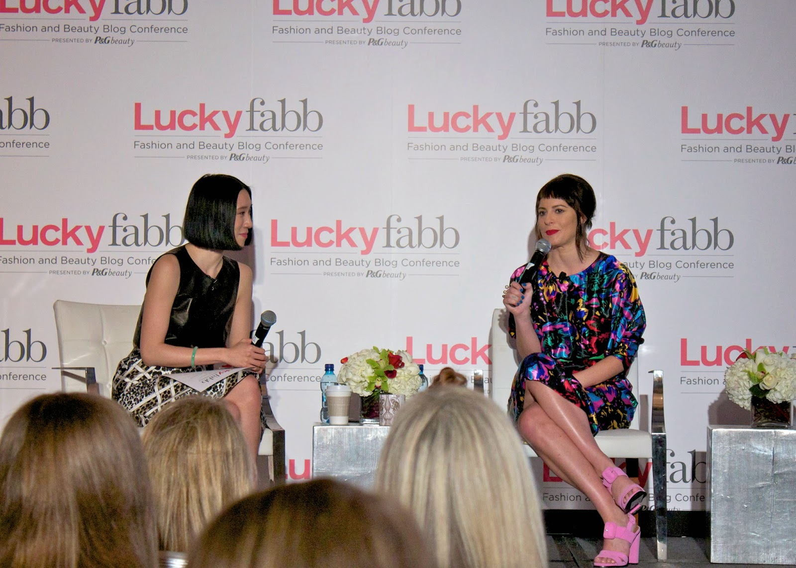 Sophia Amoruso at LuckyFabb, Sophia Amoruso Nasty Gal pink shoes